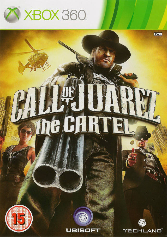 Call of Juarez: The Cartel (Xbox 360)