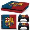 PS4 Polep Skin FC Barcelona