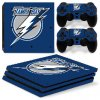 PS4 Pro Polep Skin NHL - Tampa Bay Lightning