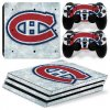 PS4 Pro Polep Skin NHL - Montreal Canadiens