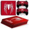PS4 Pro Polep Spider-man