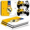 PS4 Pro Polep Skin Real Madrid CF