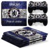 PS4 Pro Polep Skin Chelsea FC