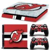 PS4 Polep Skin New Jersey Devils