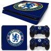 PS4 Slim Polep Skin Chelsea FC