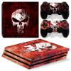 PS4 Pro Polep Skin The Punisher