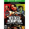 Xbox One + Xbox 360 Red Dead Redemption GOTY Edition