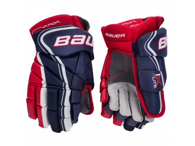 bauer hockey gloves vapor 1x lite sr