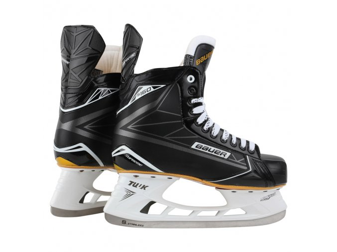bauer supreme s160 sr ice hockey skates 1