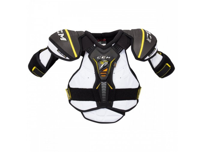 ccm hockey shoulder pad ultra tacks sr