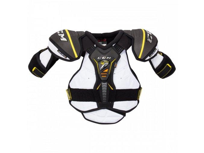 ccm hockey shoulder pads super tacks sr
