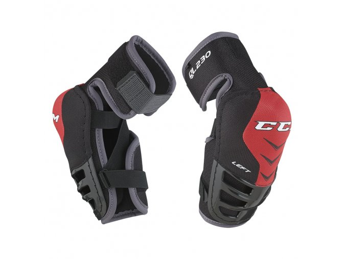 ccm hockey elbow pads quicklite 230 sr