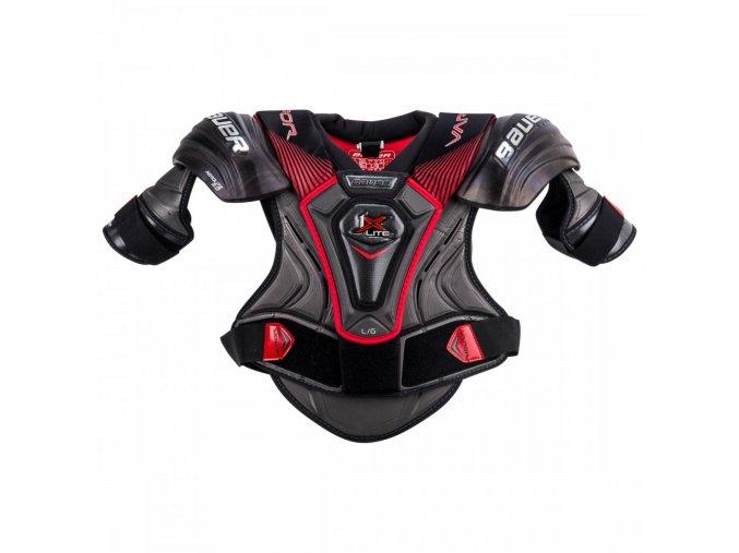 bauer hockey shoulder pads vapor 1x lite sr