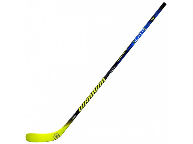 warrior hockey stick alpha qx5 jr