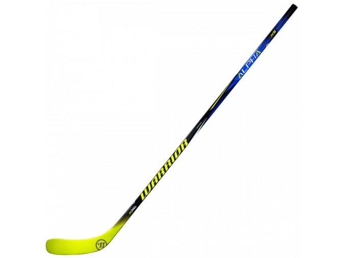 warrior hockey stick alpha qx5 jr