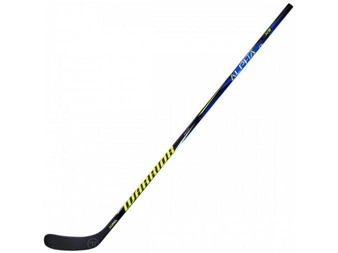 warrior hockey stick alpha qx5 sr