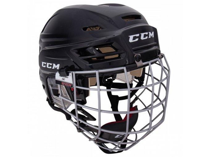 ccm hockey helmet tacks 110 combo