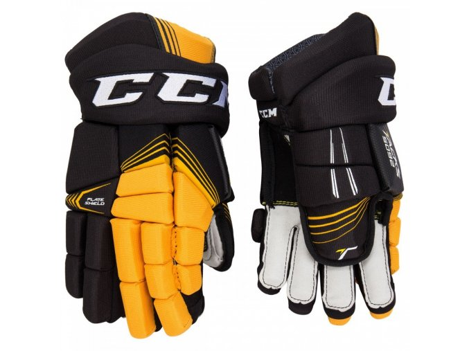 ccm hockey gloves tacks 5092 sr