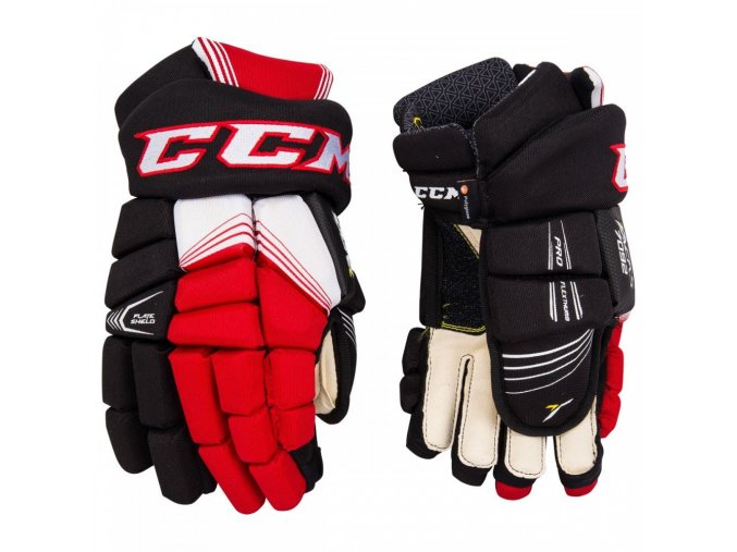 ccm hockey gloves tacks 7092 sr