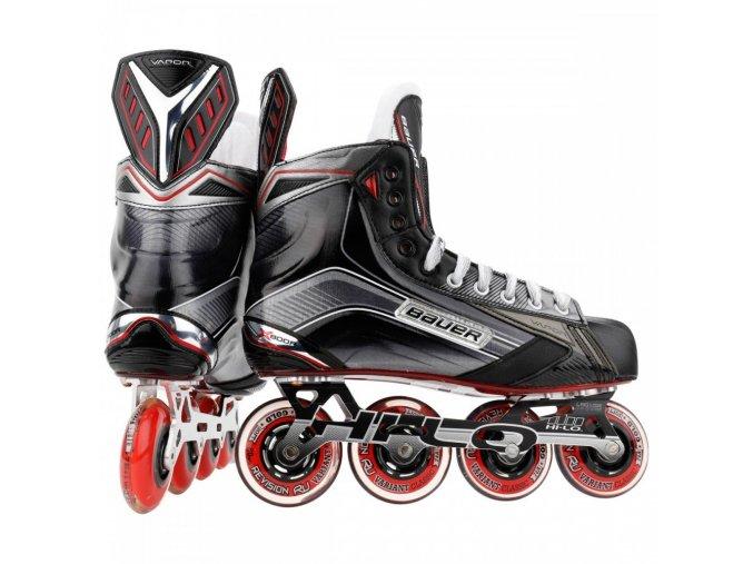 bauer roller hockey skates x800r sr