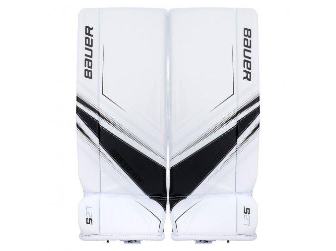 bauer goalie leg pads supreme S27 sr