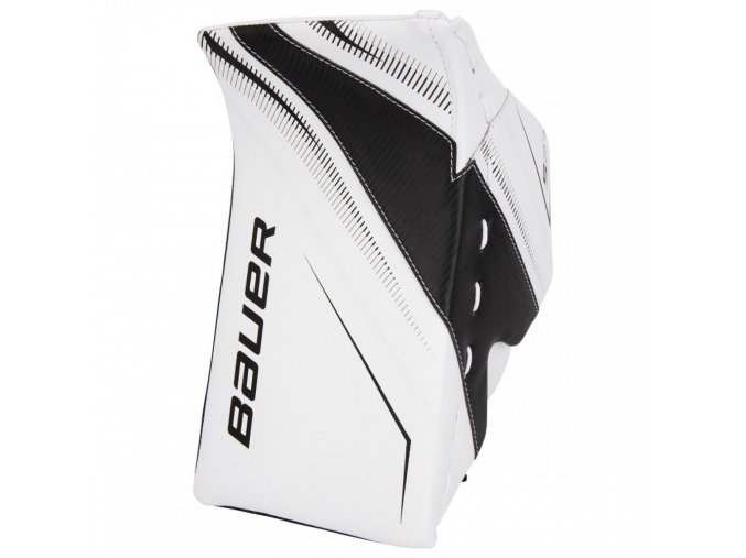 bauer goalie blocker supreme s27 sr