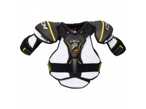 ccm hockey shoulder pads super tacks sr