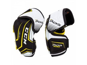 ccm hockey elbow pads tacks 5092 sr