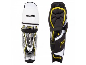 ccm hockey shin guards tacks 5092 sr