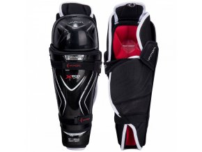bauer hockey shin guards vapor x800 lite sr