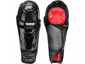 bauer hockey shin guards vapor x900 lite sr