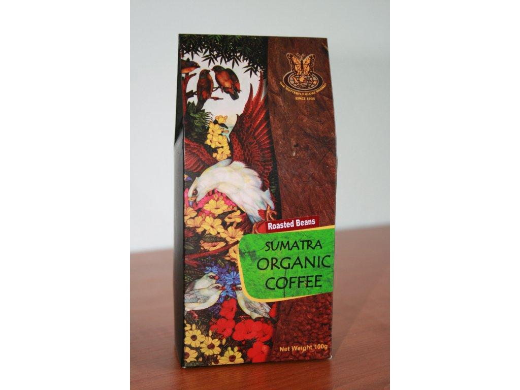 Dárkové balení 100g Bio Sumatra