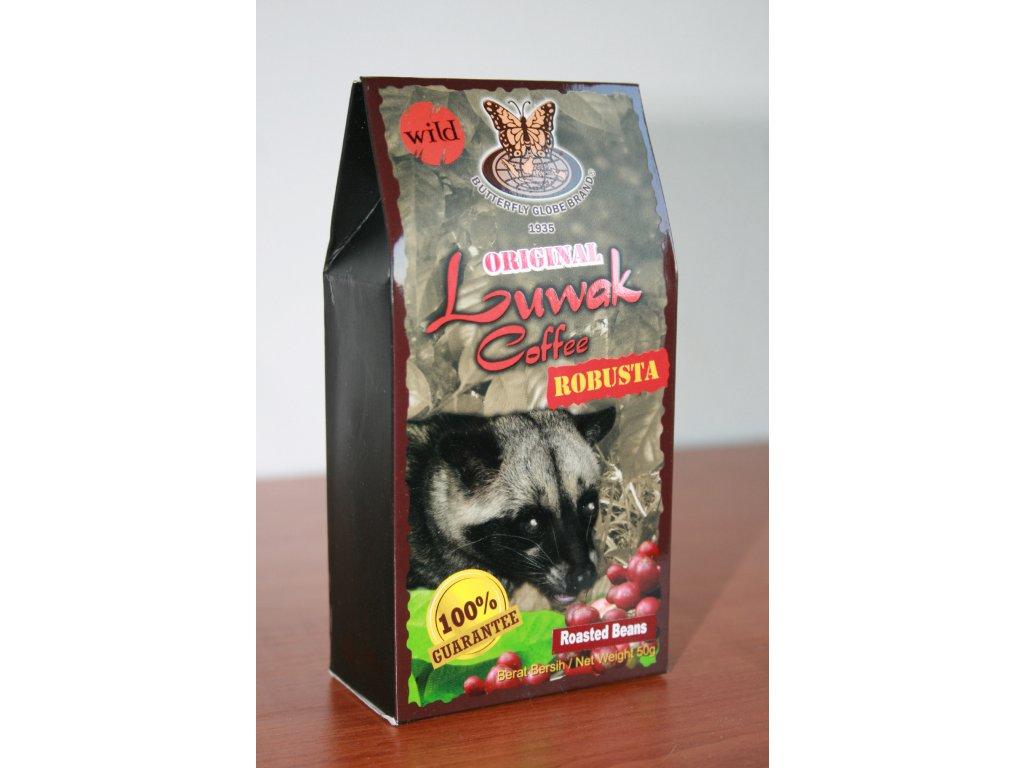 Kopi Luwak Robusta 50g