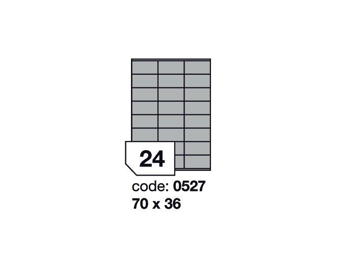 70 x 36 mm - 0527