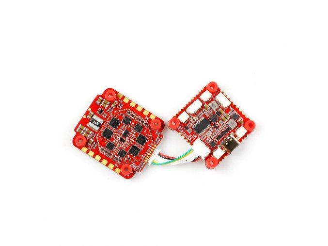 hglrc zeus f760 stack 30x30 3 6s f722 flight controller 60a bl32 4in1 esc 490083