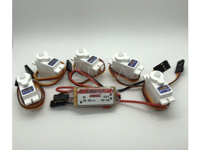 elektro ořez