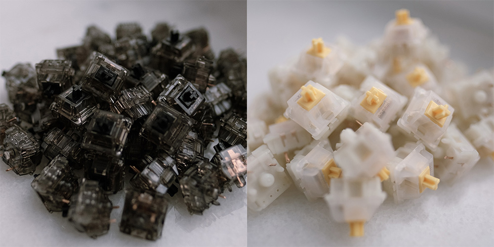 New Gateron switches are finally available!