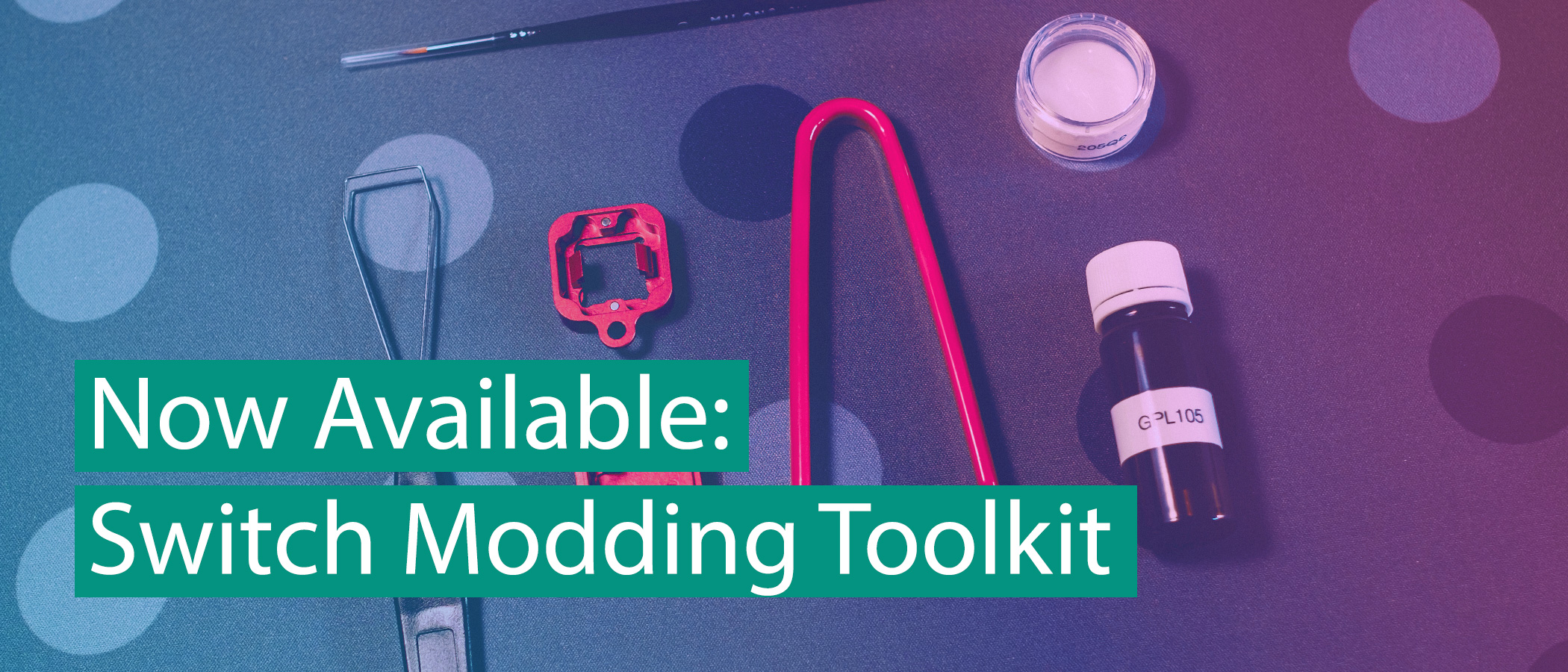 Switch Modding Toolkit Now Available