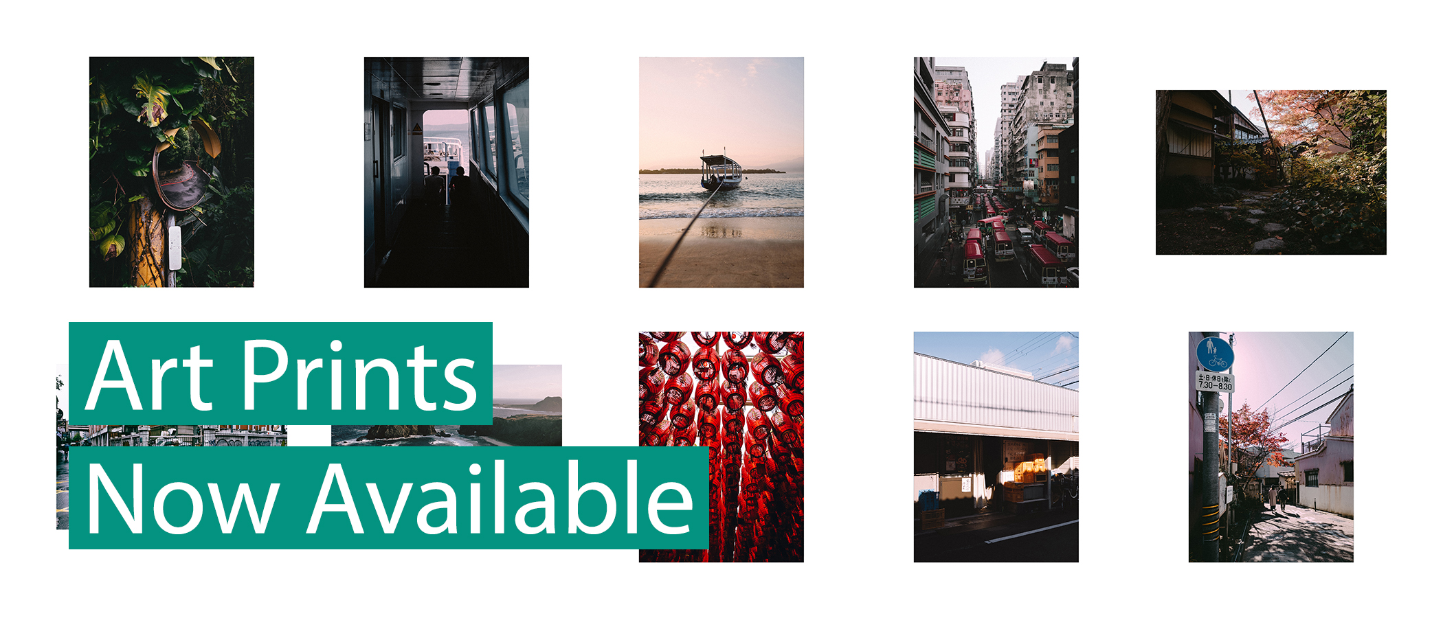 Fine Art Prints now available for purchase