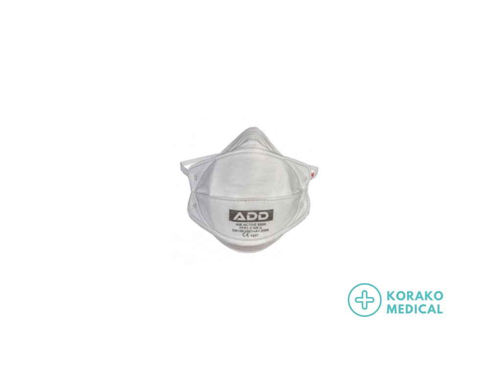 138 1 add air active respirator v polomaskovom vyhotoveni ffp3 5500 nr d