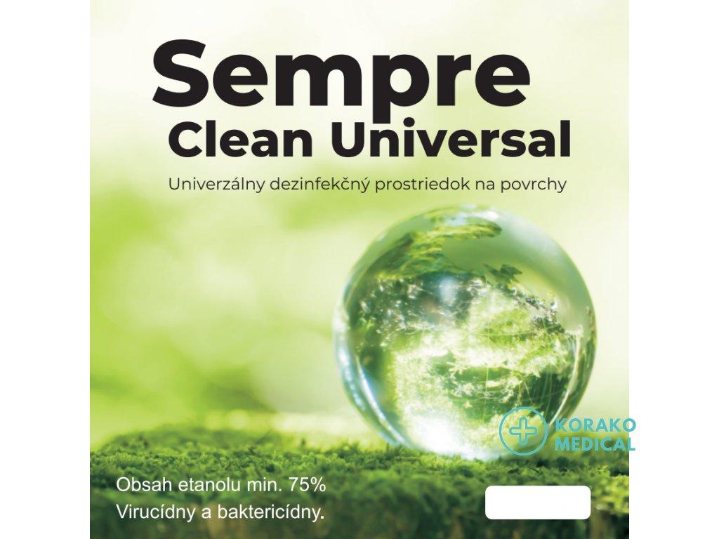 Sempre Clean Universal čisté pole