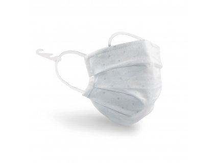 BISAF FFP3 bez ventilčeka balenie 15 ks 2