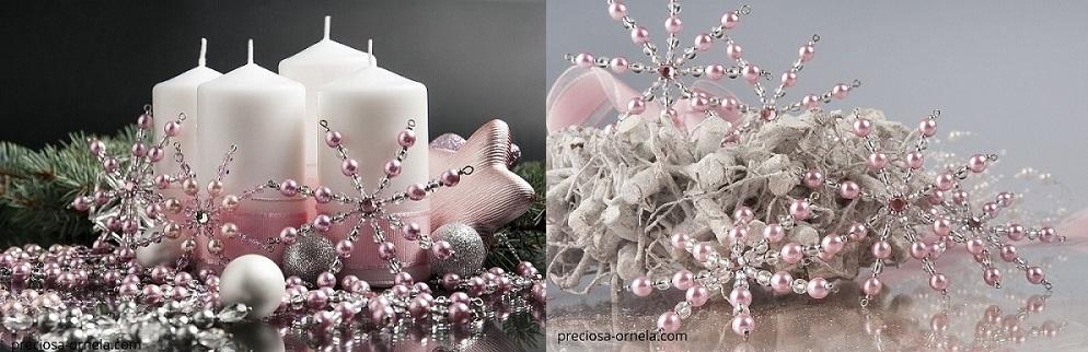 PRECIOSA - použití voskovaných perliček