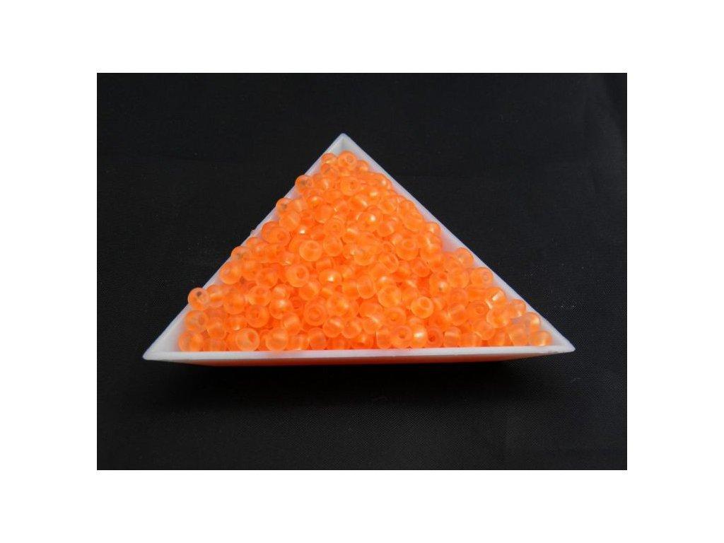 Korálky - rokajlové perličky NEON 38789 6/0