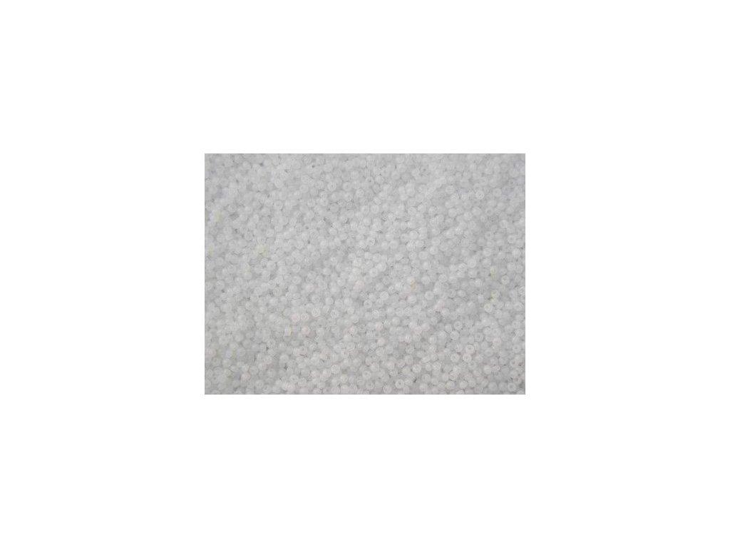 Korálky - rokajlové perličky 8/0 - 02090