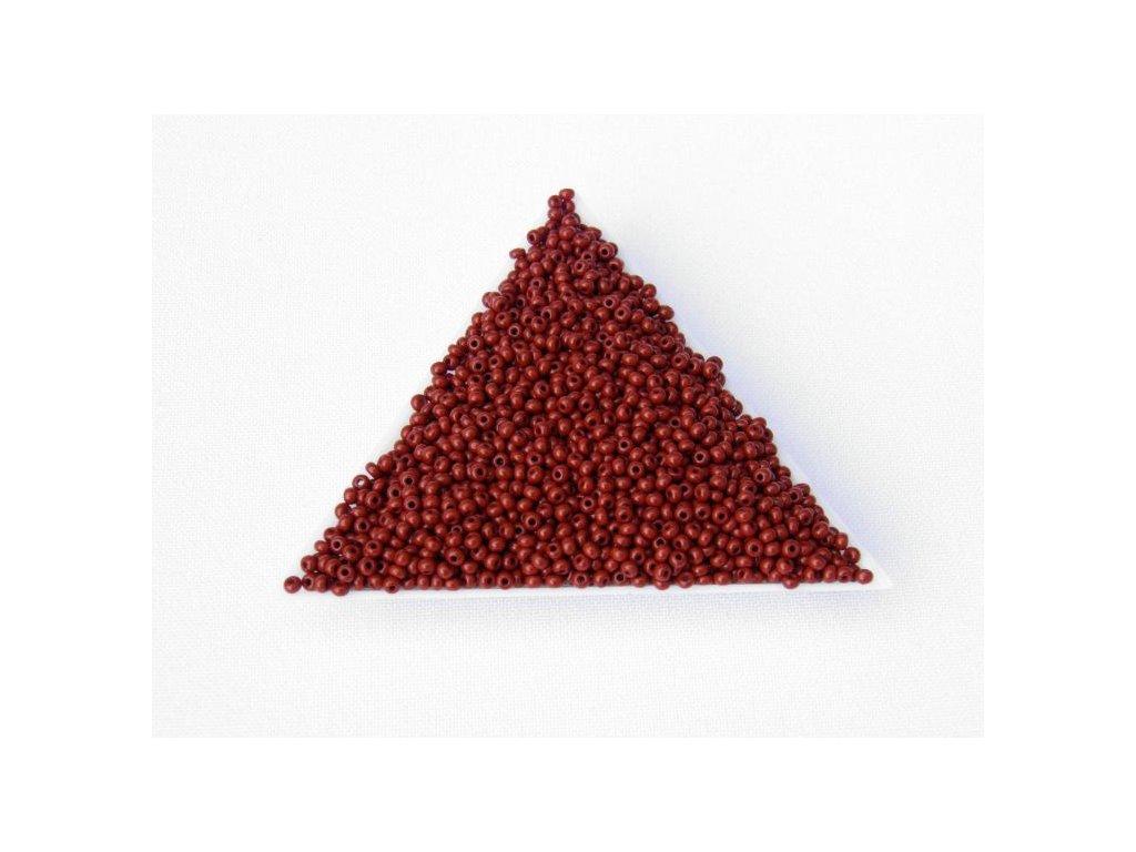 Korálky - rokajlové perličky 13600 - 10/0