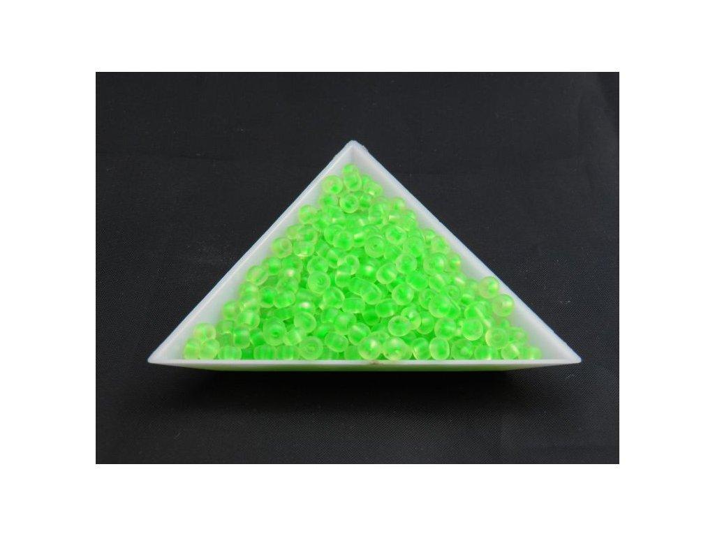 Korálky - rokajlové perličky NEON 38756 6/0