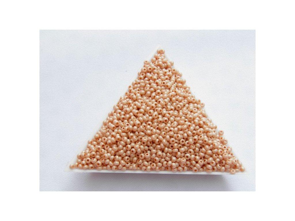 Korálky - rokajlové perličky 10/0 - 46387