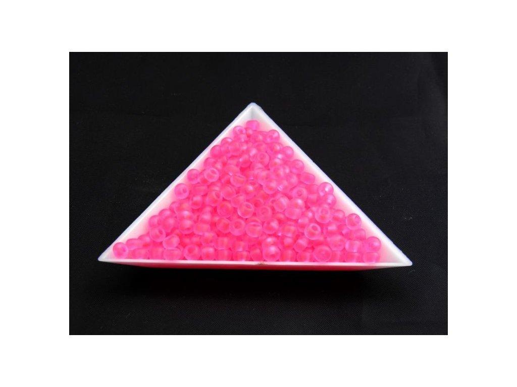 Korálky - rokajlové perličky NEON 38777 - 9/0