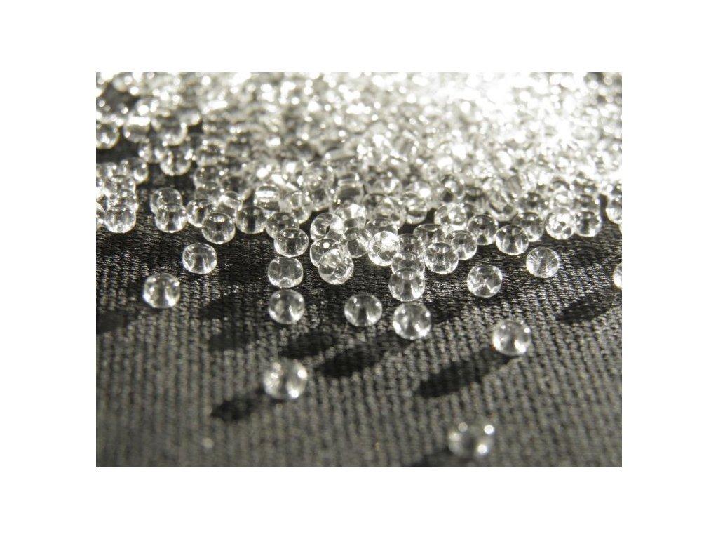 Korálky - rokajlové perličky 10/0 - 00050